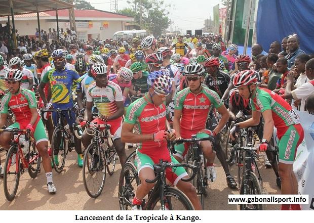 Tropicale 2017 : la grogne des cyclistes des gabonais couvre le Gabon de honte