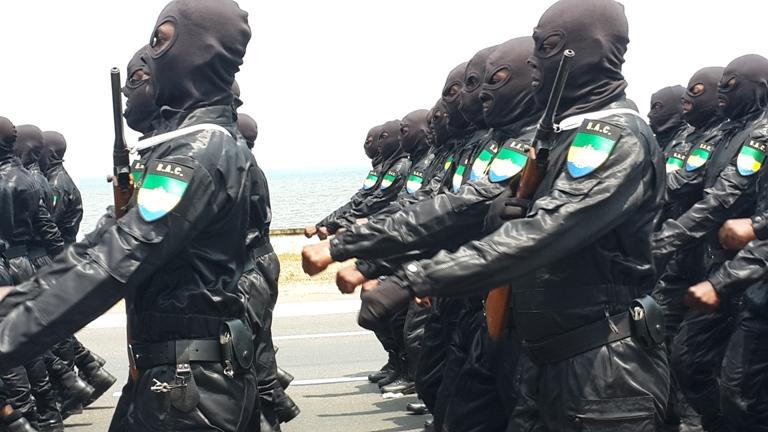 Lambert Noël Matha dicte aux policiers sa vision de la police