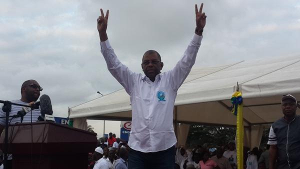 Nouveau parti de Nzouba Ndama : Barro Chambrier n'a pas mal à la tête