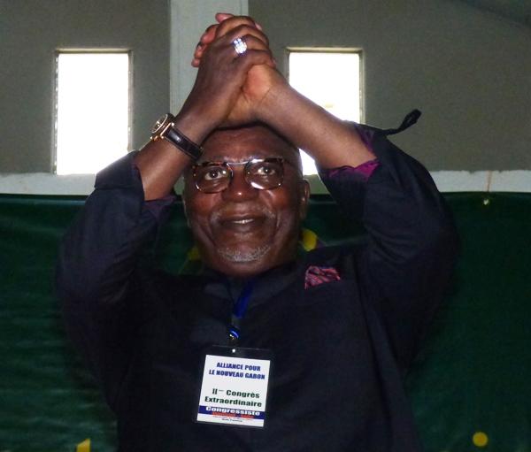 Guy Nzouba Ndama a tué l'ANG