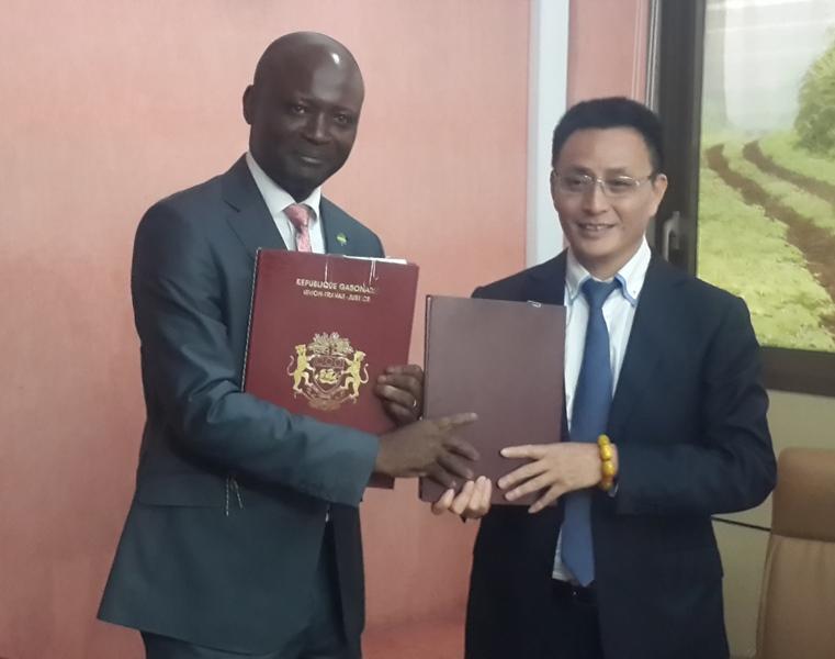 Construction imminente de plus  de 200 mille logements au Gabon par le Consortium chinois One Holding Group Limited