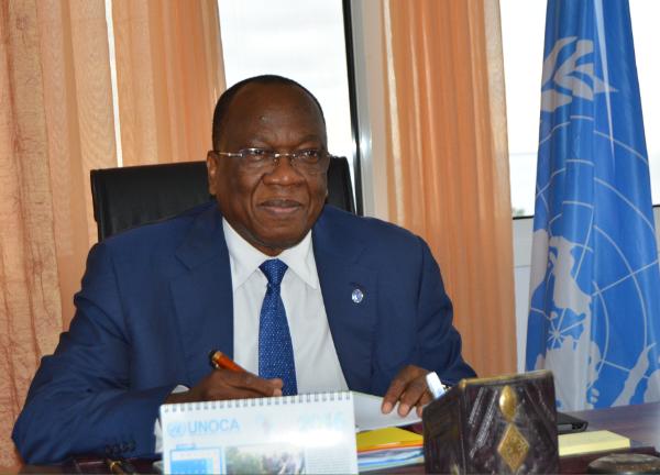 Dialogue national : l'UNOCA souhaite un dialogue inclusif et apaisé