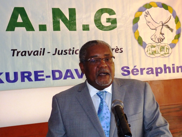 Nzouba Ndama, Ngoulakia et Nguia Banda adhèrent à l'ANG de Davain Akuré