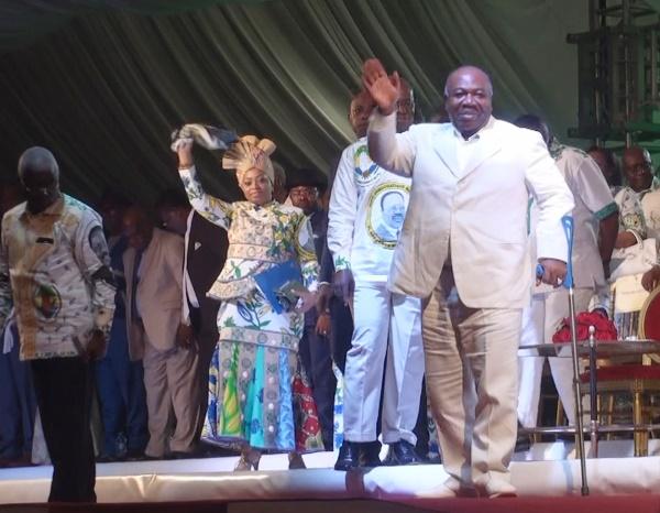 49ème anniversaire du PDG : les camarades toujours orphelins d'Omar Bongo et ses caciques