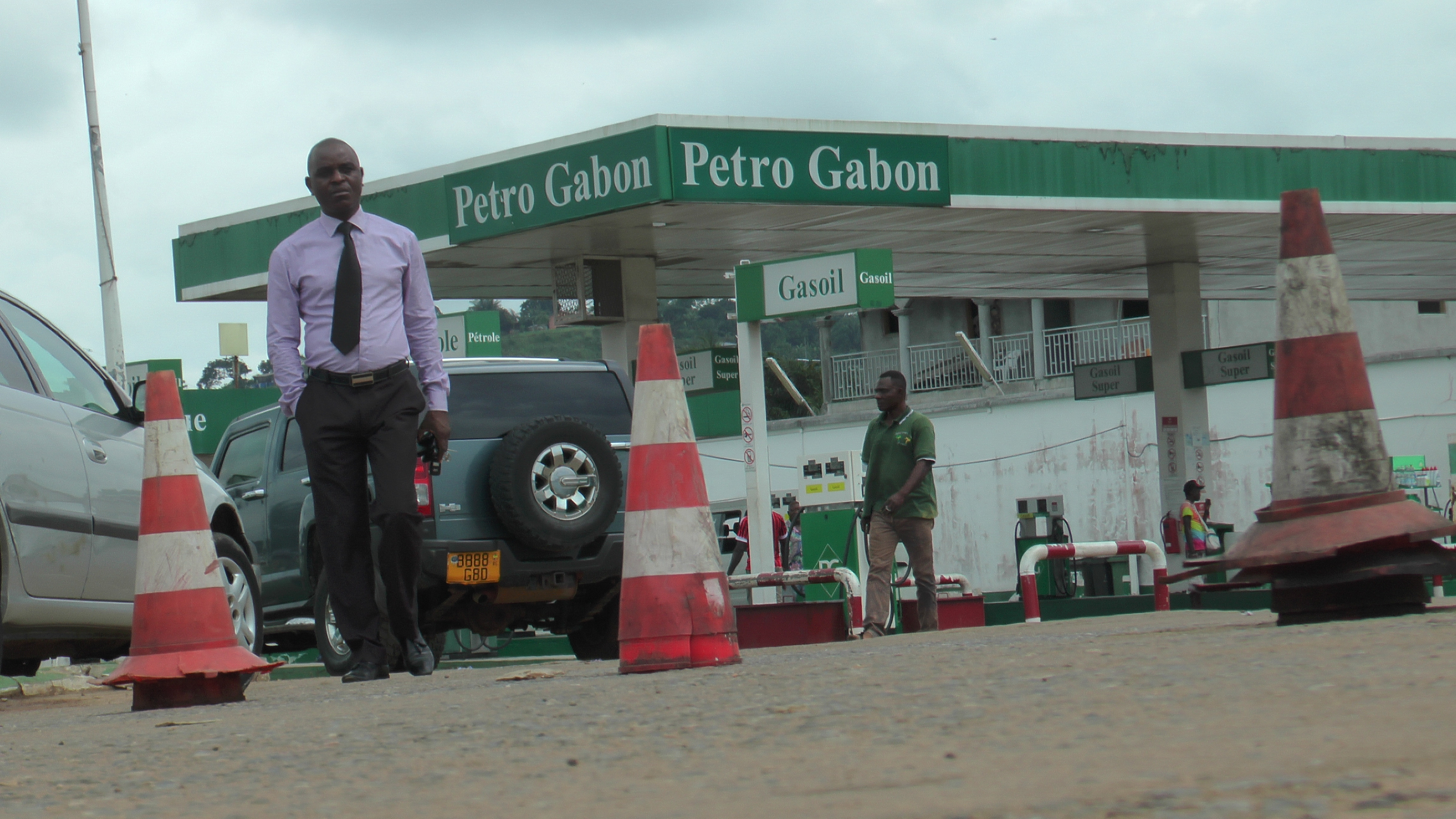 Le carburant devient trop cher au Gabon