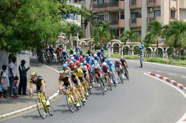 L'ukrainien Oleksandr Golovash gagne en solitaire la 6ème étape de la Tropicale Amissa Bongo 2017