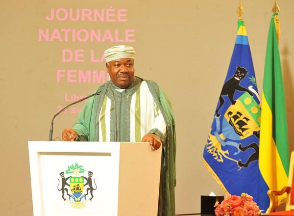 Journée nationale de la femme : Ali Bongo veut combattre les pratiques discriminatoires