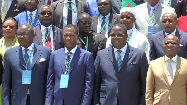 Clôture du dialogue citoyen à Libreville