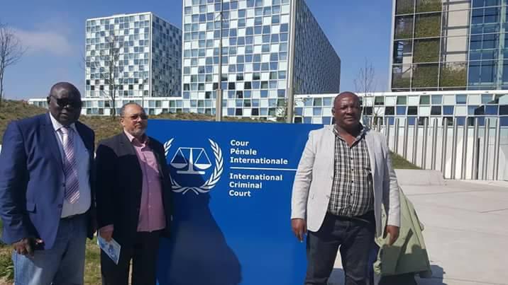Georges Mpanga est parti «trahir» Ali Bongo à la CPI