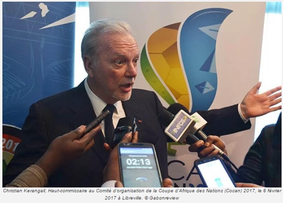 Christian Kérangall et son staff reconduits pour organiser la CAN U17