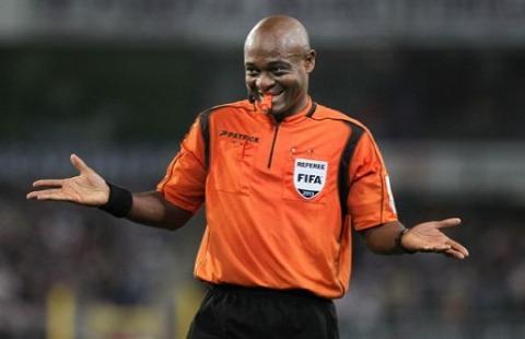 Pas d'arbitre central gabonais lors de la CAN U17