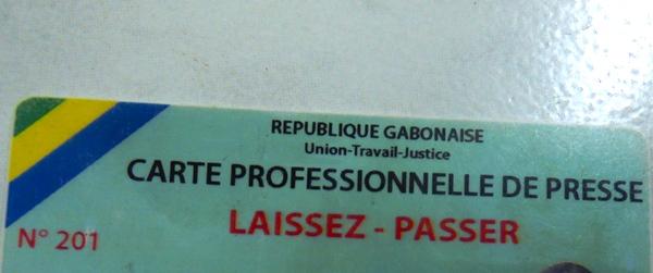 Le Gabon perd 8 points au classement mondial de la liberté de la presse