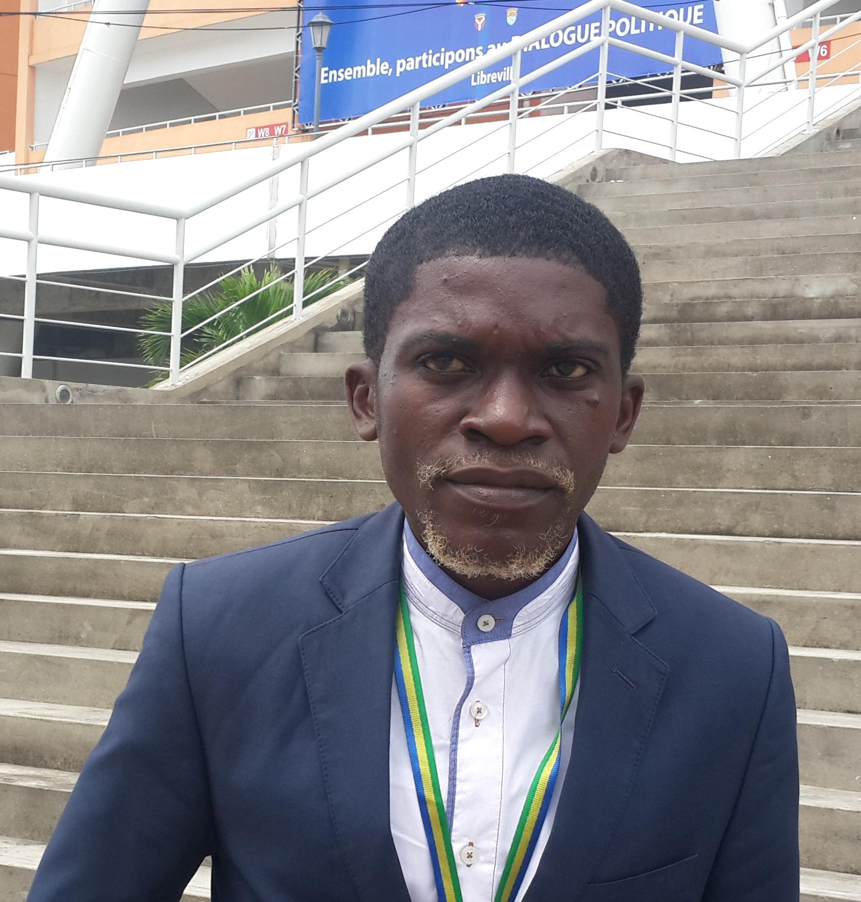 Dialogue politique : Nous venons pour mettre en garde tous ceux qui complotent mystiquement contre la réunification du peuple gabonais (Karim Nziengui maître spirituel)
