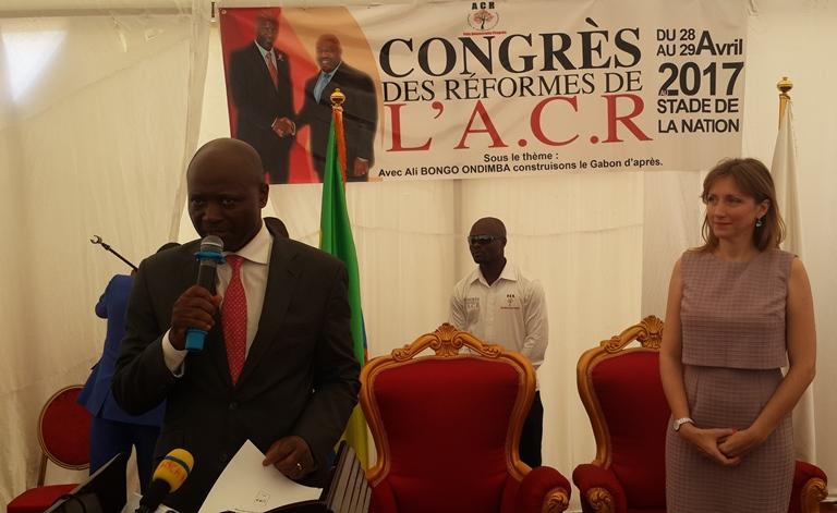 Bruno Ben Moubamba appelle à une assemblée nationale constituante pour changer le système PDG