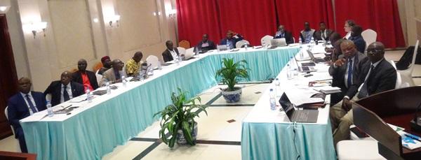 Atelier à Libreville  sur la surveillance mondiale pour l'environnement et la sécurité en Afrique