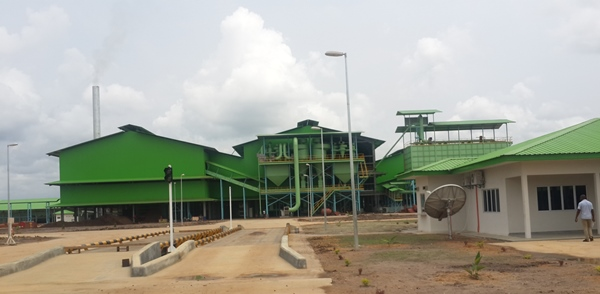 Olam inaugure mardi sa plus importante usine d'huile de palme d'Afrique
