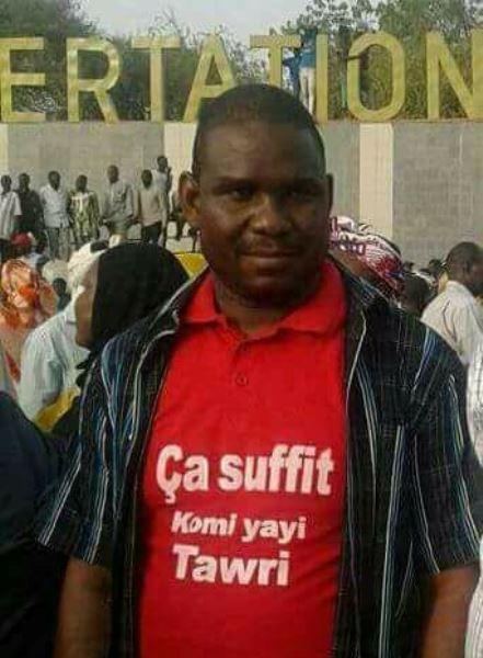 Tournons la Page exige la libération immédiate et sans conditions de son membre Maikoul ZODI