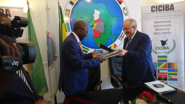 La CEEAC et le CICIBA signent un Accord de coopération
