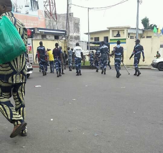 Tous les jeunes interpellés à Nkembo relaxés mardi par le procureur