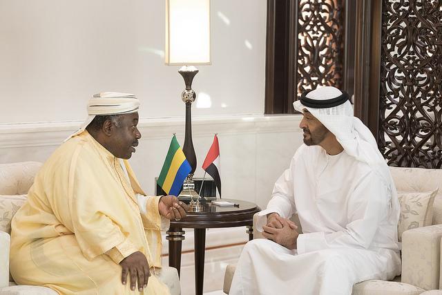 Ali Bongo passe quelques jours de ramadan aux Emirats arabes unis