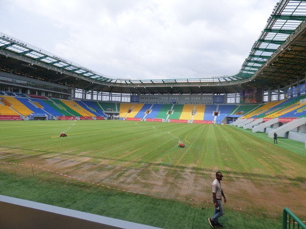 Sport : le Gabon suspend sa participation à toutes les compétitions internationales