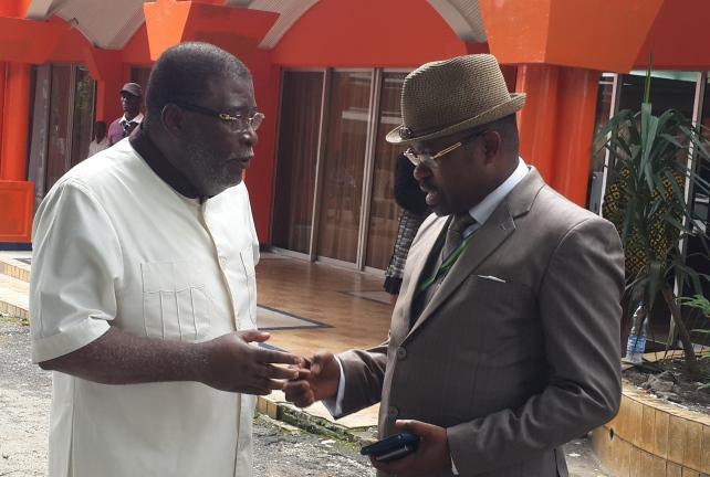 Louis Gaston Mayila appelle à un partage du pouvoir entre Ali Bongo et Jean Ping