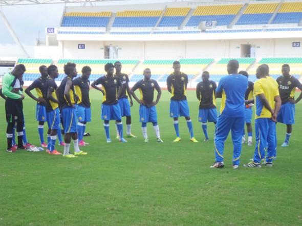 CAN U17 : le Gabon lourdement giflé par le Ghana (0-5)  est déjà éliminé