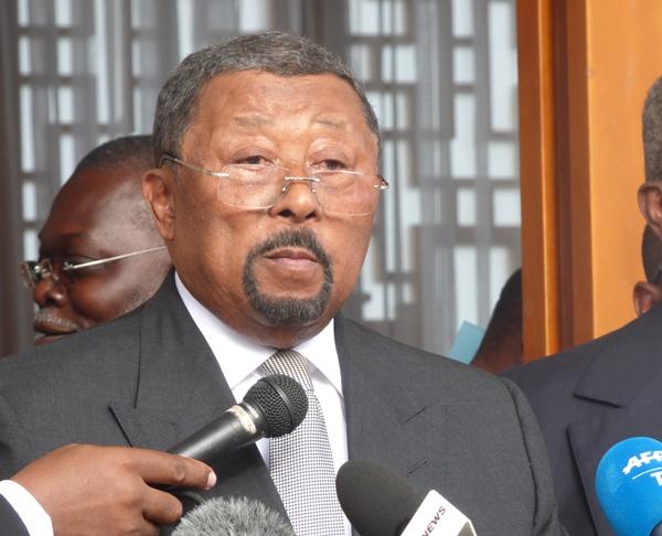 Jean Ping félicite Macron et appelle à un affermissement des relations entre la France et le Gabon