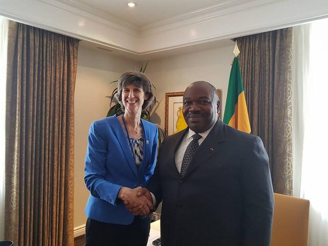 La Banque mondiale toujours prête à soutenir le Gabon
