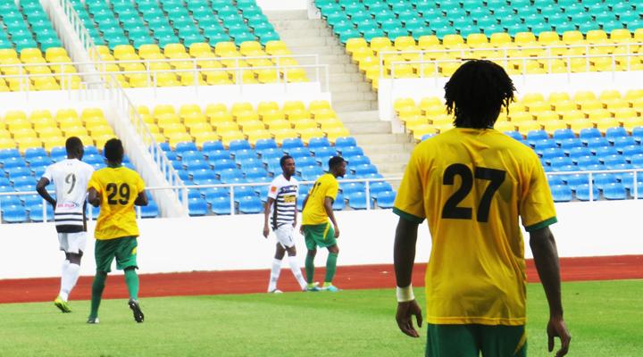 Le CF Mounana fouetté à nouveau à Conakry (0-1)