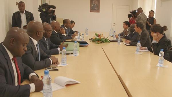 Urgent : la CPI ouvre sa mission au Gabon par une rencontre avec des ministres