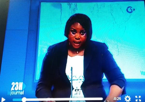 Une présentatrice de Gabon Télévision annonce par erreur la mort d'Ali Bongo
