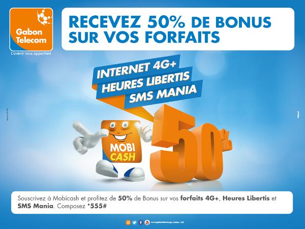 Découvrez Mobicash de Gabon Telecom