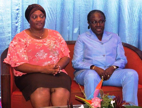Gabon / Libéria : la colistière de George Weah invitée au 1er anniversaire d'un mouvement féministe gabonais