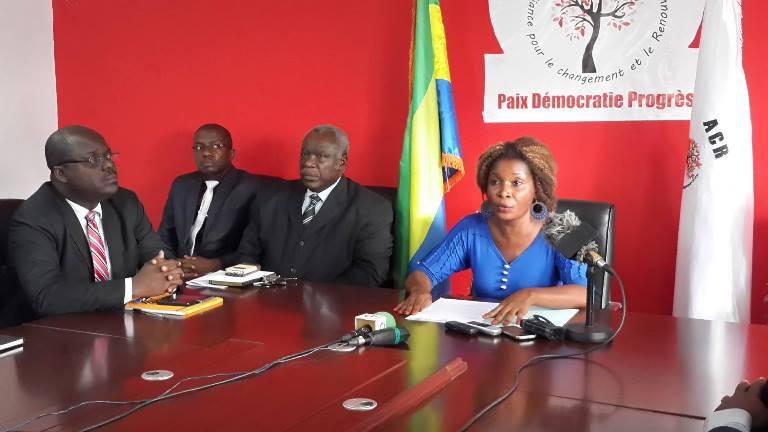 L'ACR dénonce l'excès de zèle et les incohérences d'Alain Claude Bilie By Nze