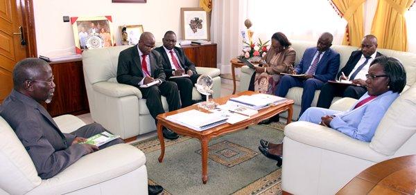 Le Mali veut s'inspirer du modèle gabonais de financement du sport