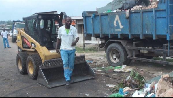 Averda menace d'arrêter ses activités à Libreville et Akanda
