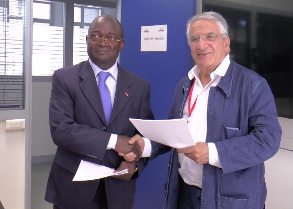 France : le Samu Social international et le Samu Social Gabon signent un partenariat