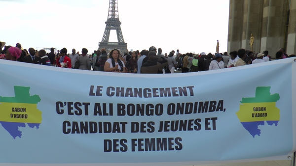 France : Les partisans d'Ali Bongo attaquent le Trocadero ce samedi