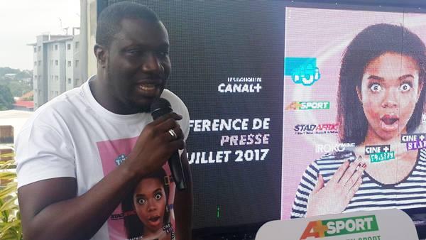 CANAL+ lance A+sport pour promouvoir les sports africains