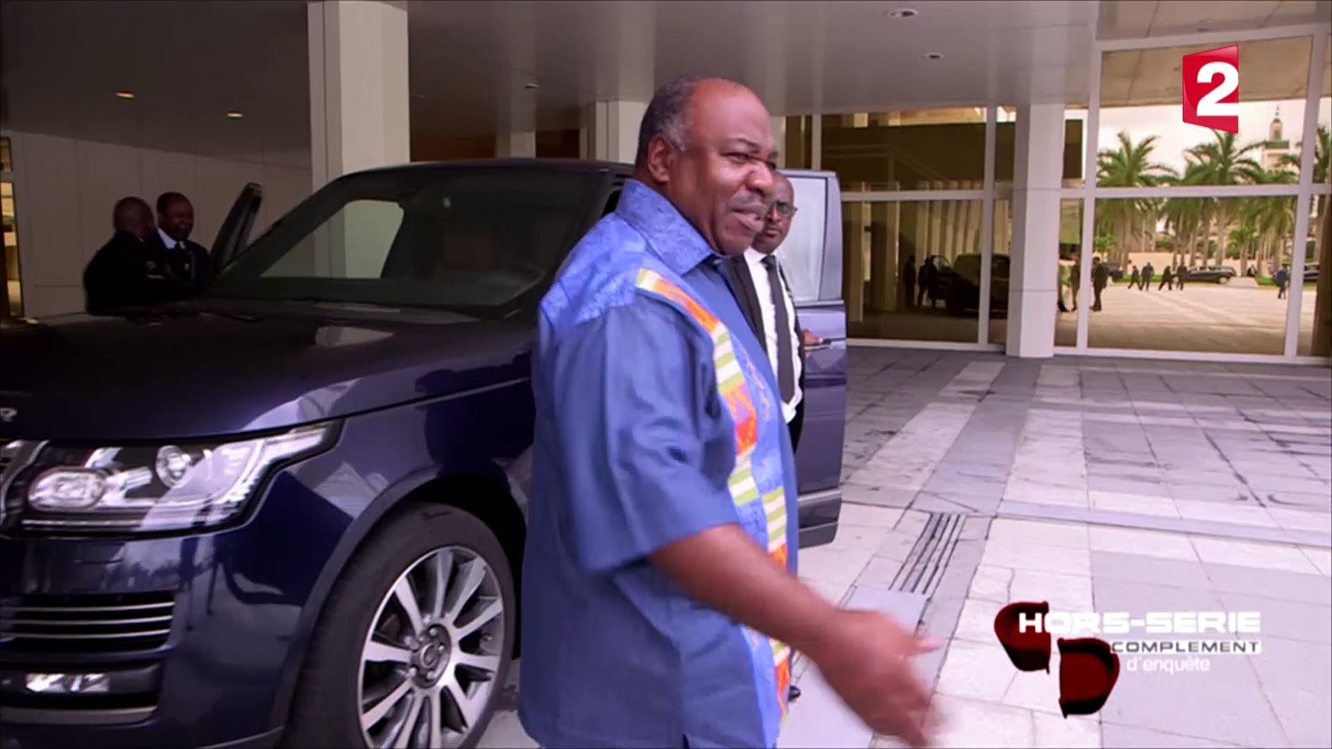 Le documentaire de France 2, une publicité pour Ali Bongo ?