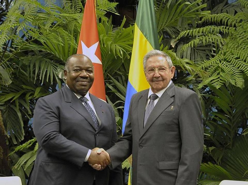 Séjour trop tranquille pour Ali Bongo chez les frères Castro