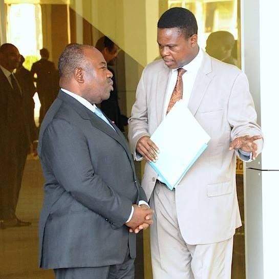 Raphaël Ntoutoume Nkoghe « tire à balles réelles » sur le ministre de la défense du Gabon