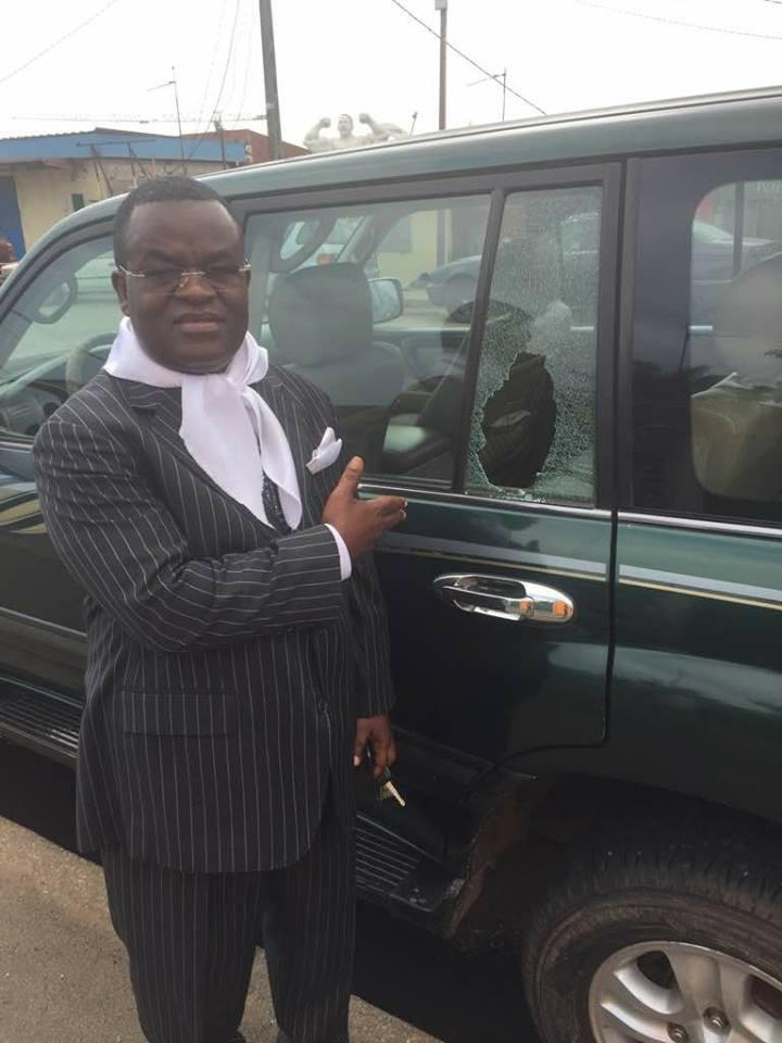 Violences politiques : Pascal Oyougou victime d'une nouvelle agression, Michel Menga met en garde