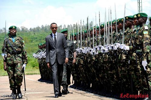 Rwanda: Kagamé envoie 800 militaires dont deux puissants généraux à la retraite