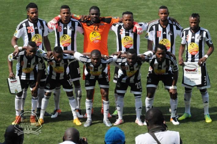 Coupe de la CAF : le CF Mounana n'a pas fait de miracle face au TP Mazembe (0-1)