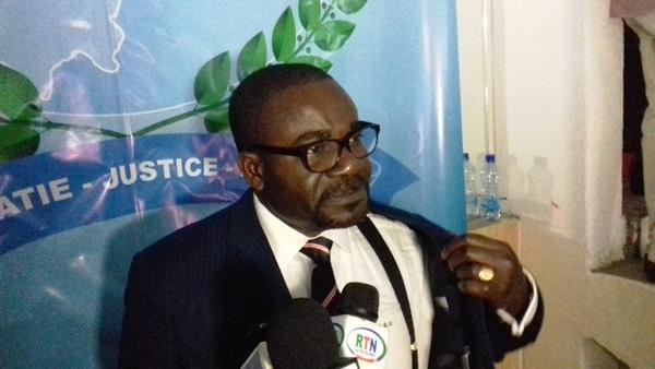 Jean Ping est derrière la fusion du Fundu dans MH&M (Noël Borobo Epembia)