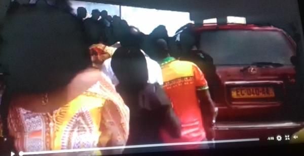Kidnapping ou conflit conjugal à l'échangeur des charbonnages à Libreville ?