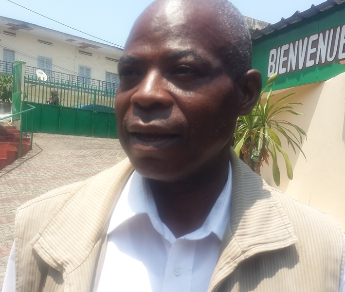 Lorsqu'un consommateur de la SEEG est confronté à une surfacturation, c'est la pénibilité, c'est mettre quelqu'un directement dans l'appauvrissement (Ibrahim Tsiedjiet Mboulou, président OGC)