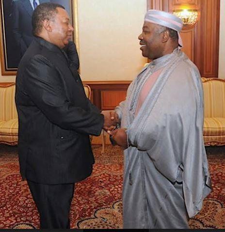 Ali Bongo Ondimba de retour au palais après ses vacances